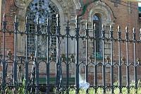 Ограда Александро-Невского храма