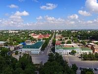 Вид на Московскую улицу
