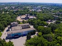 Дворец культуры НЭВЗ и строительство спортивного комплекса на Соцгороде