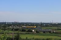 Вид на пойму реки Тузлов с улицы Никольского