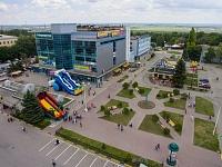 Центр Новочеркасска: универмаг и МакДональдс