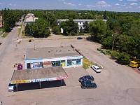 Автостанция в посёлке Донском