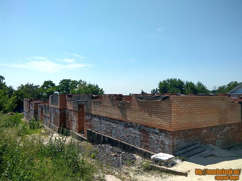 Строительство на Александровской