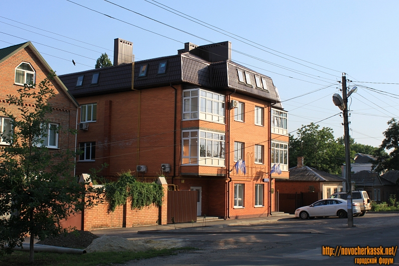 Улица Бакунина, 85