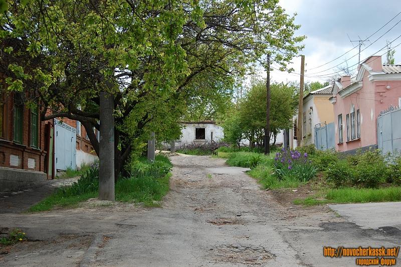Переулок Мирный