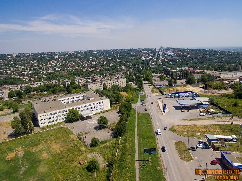 Улица Ростовский выезд и школа №12