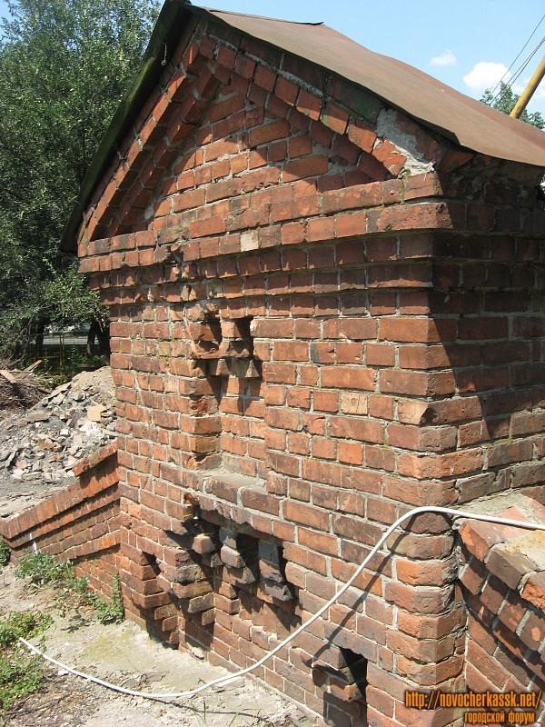 Реконструкция котельной возле собора