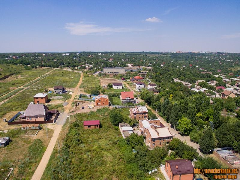 Улицы Мишкинская, Азовская и Беговая