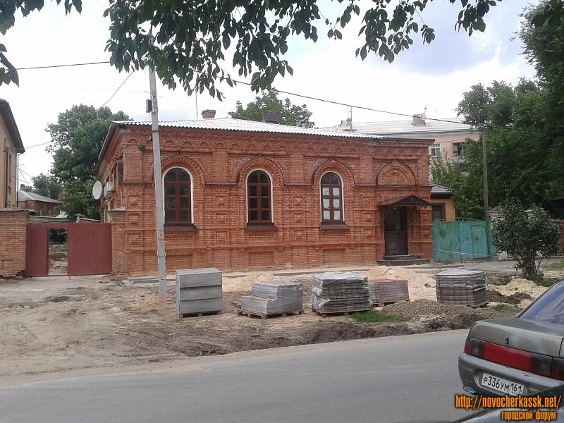 Улица Троицкая, 4. Реставрация