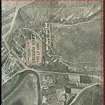 Аэродром в Новочеркасске. Военный снимок в период с 27.07 по 2.08.1942