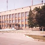 Школа искусств на Октябрьском. Бывший райком КПСС Промышленного района