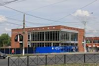 Строительство ТЦ на «Галинке»