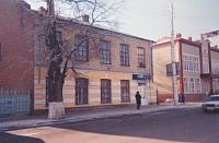 Баклановский проспект, 55. Бывшая паровая мельница Башмакова