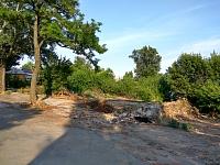 Площадка строительства на Бакунина