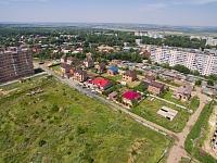 Коттеджи по улице Ященко