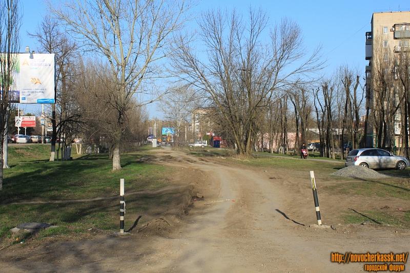 Проспект Баклановский
