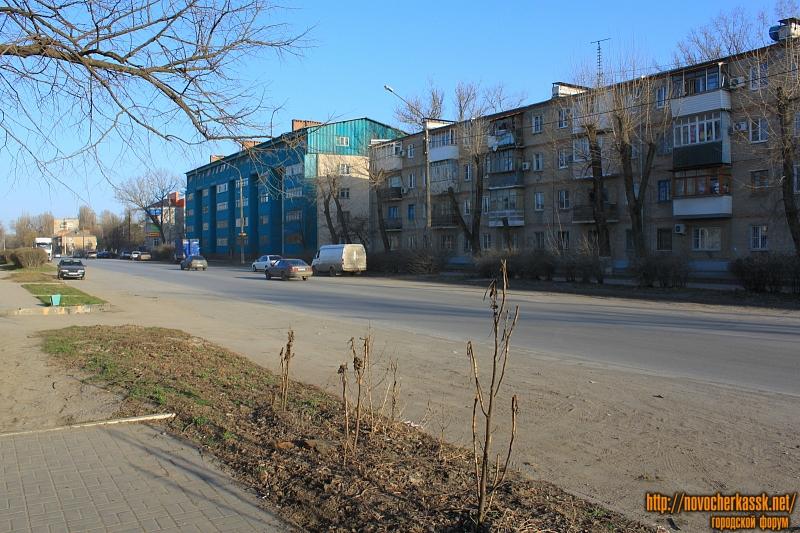 Улица Будённовская