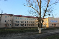 Кадетский корпус на проспекте Баклановском