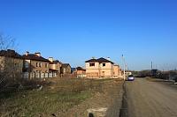 Коттеджи на улице Ященко