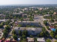 Центральная часть города: Ленгника, 4, 6, проспект Баклановский, пересечение с Пушкинской