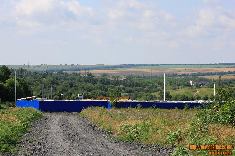 Строительство ЖК «Южный парк»