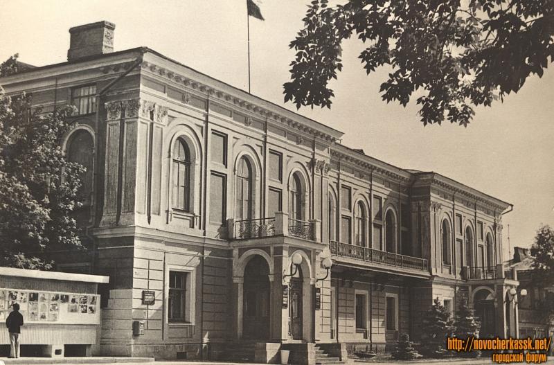 Горисполком. 1974 год
