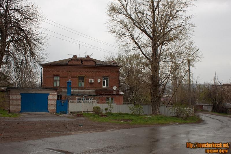 Улица Силикатная, 22 (обозначена как Старочеркасская, 2)