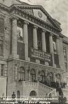 НПИ. Главный корпус. 1954 год