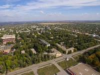 Посёлок Октябрьский: юго-восточная часть - улица Мацоты, Гастелло, Котовского