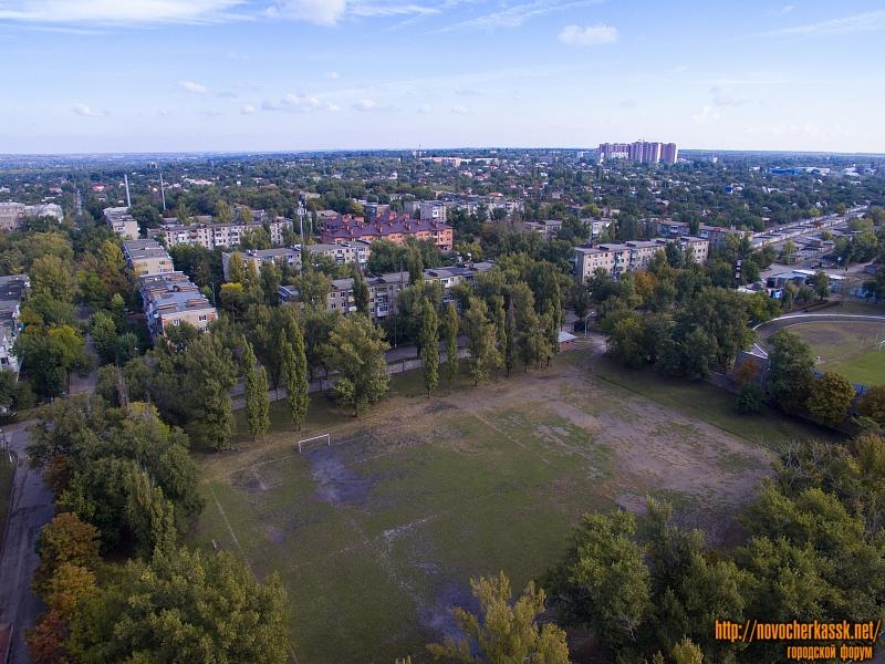 Стадион «НЭВЗ» и Соцгород