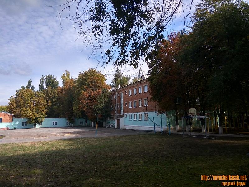 Школа-интернат на улице Спортивной