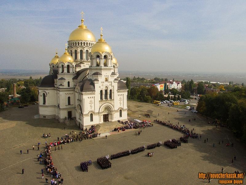 Торжества в честь 25-летия суворовского училища МВД