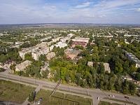 Посёлок Октябрьский: юго-восточная часть - улица Мацоты и Севастопольская