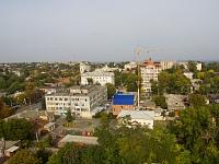 Дом быта, многоэтажки на Просвещения и территория детского дома на Московской