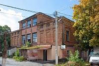 Улица Красноармейская, 17 / улица Московсская, 26. Бывшее здание музыкальной школы