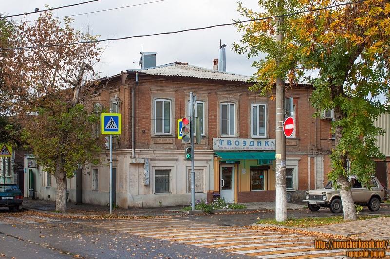 Улица Атаманская, 47 / улица Комитетская, 76