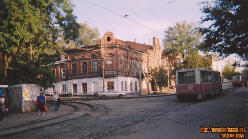Улица Орджоникидзе, 44 / ул. им. Генерала Лебедя, 55
