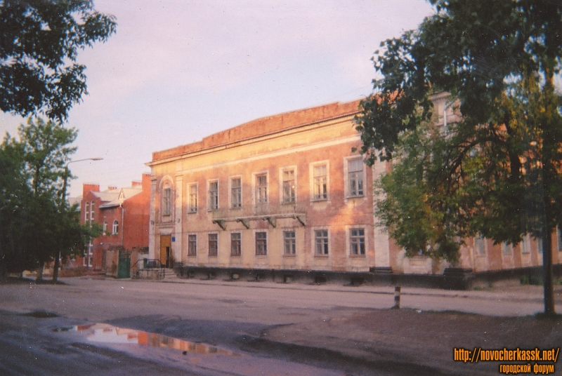Улица Александровская, 91