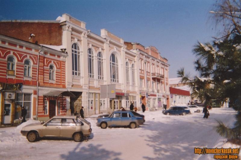 Проспект Платовский, 80, 82
