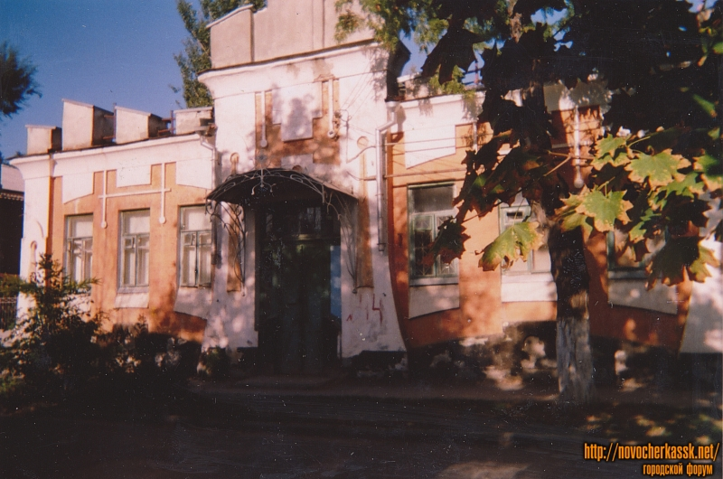 Улица Атаманская, 44