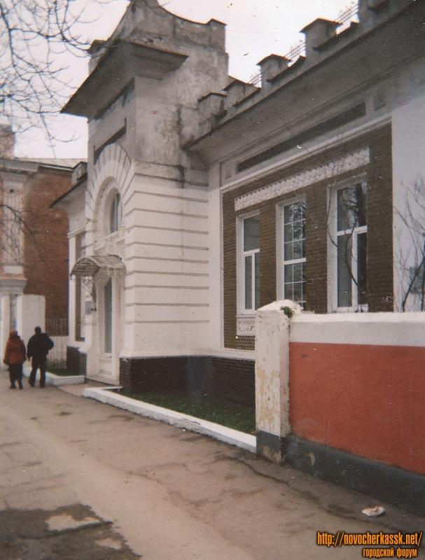 Улица Московская, 49. Детский сад №67
