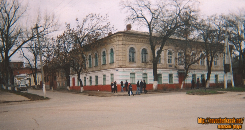 Улица Пушкинская, 26/115