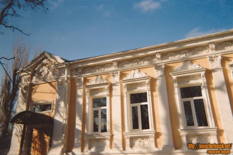 Улица Комитетская, 64. Особняк доктора Н.С. Нечаева