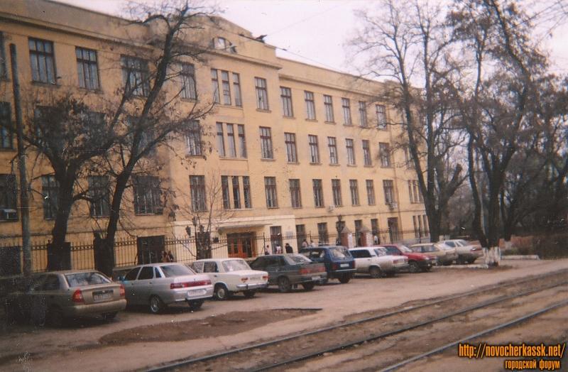 Робототехнический корпус ЮРГТУ (НПИ)