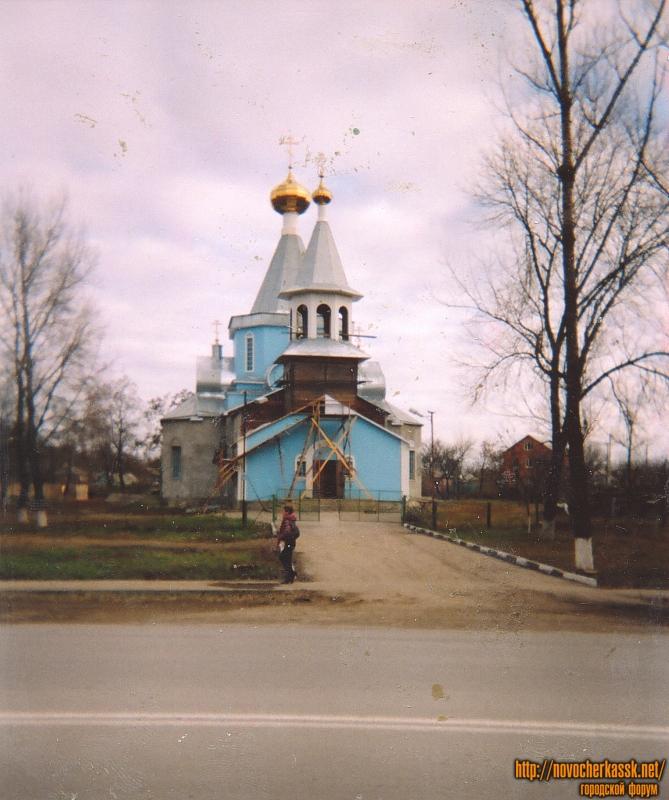 Церковь на улице Гагарина