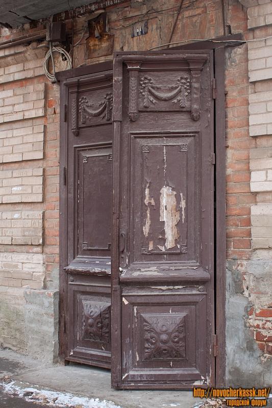 Дверь. Улица Троицкая, 3