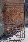 Ворота на улице Красноармейской, 3