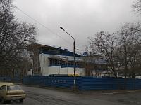 Строительство ФОК «Газпром» на Соцгороде
