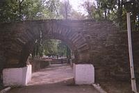 Арка в Александровском саду