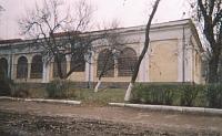 Здание торговых рядов. Проспект Платовский